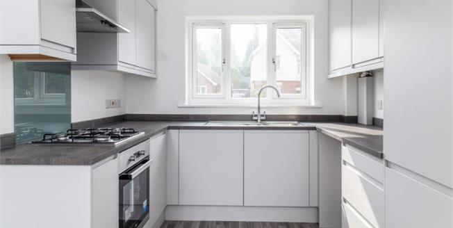 £210,000, 3 Bedroom Terraced House For Sale in Nottingham, NG5