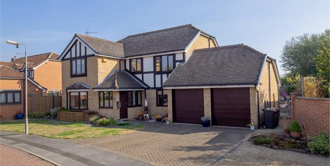 Guide Price £425,000, 4 Bedroom Detached House For Sale in Colwick, NG4