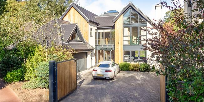 Guide Price £825,000, 5 Bedroom Detached House For Sale in Bulcote, NG14