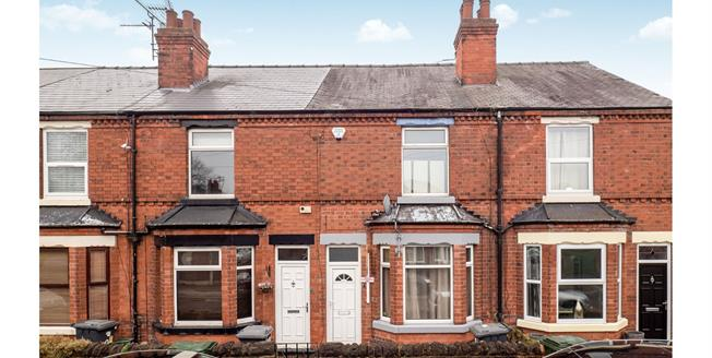 Guide Price £120,000, 3 Bedroom Terraced House For Sale in Netherfield, NG4