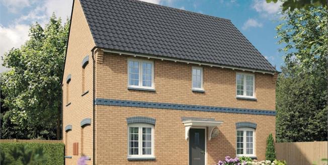 £287,250, 4 Bedroom Detached House For Sale in Nottingham, NG8