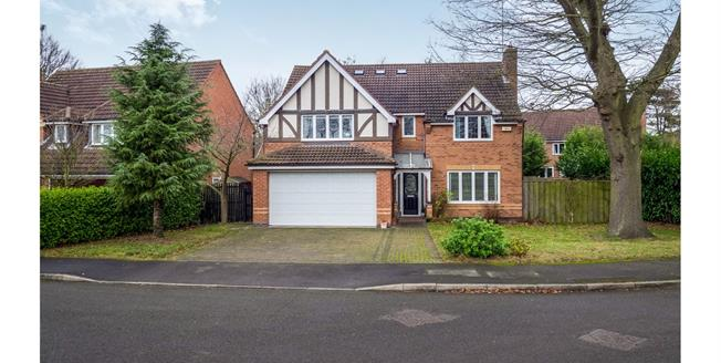Asking Price £600,000, 5 Bedroom Detached House For Sale in Radcliffe-on-Trent, NG12