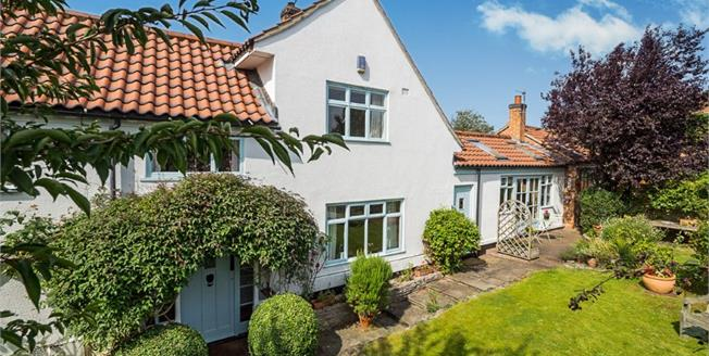 Asking Price £425,000, 4 Bedroom Detached Cottage For Sale in Cropwell Butler, NG12