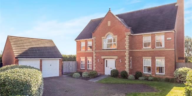 Asking Price £590,000, 5 Bedroom Detached House For Sale in Radcliffe-on-Trent, NG12