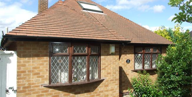 Asking Price £179,950, 3 Bedroom Detached Bungalow For Sale in Radcliffe-on-Trent, NG12