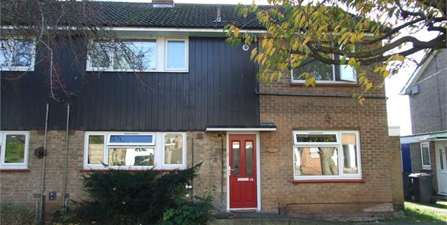 Asking Price £110,000, 2 Bedroom Maisonette For Sale in Radcliffe-on-Trent, NG12