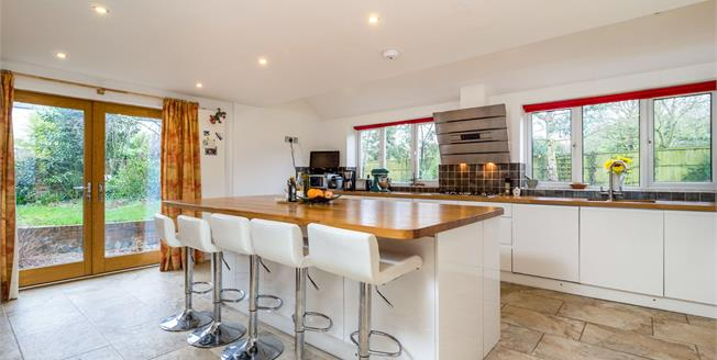 Asking Price £545,000, 4 Bedroom Detached House For Sale in East Bridgford, NG13