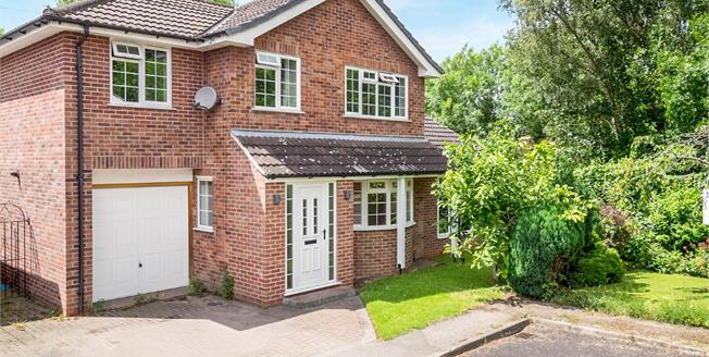 Asking Price £349,950, 4 Bedroom Detached House For Sale in Radcliffe-on-Trent, NG12