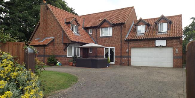 Offers Over £500,000, 5 Bedroom Detached House For Sale in Aslockton, NG13