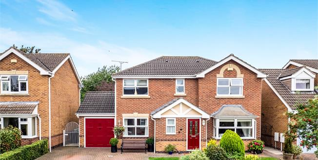 Asking Price £370,000, 4 Bedroom Detached House For Sale in Radcliffe-on-Trent, NG12