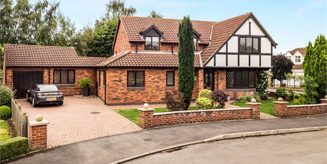 £575,000, 4 Bedroom Detached House For Sale in Cotgrave, NG12