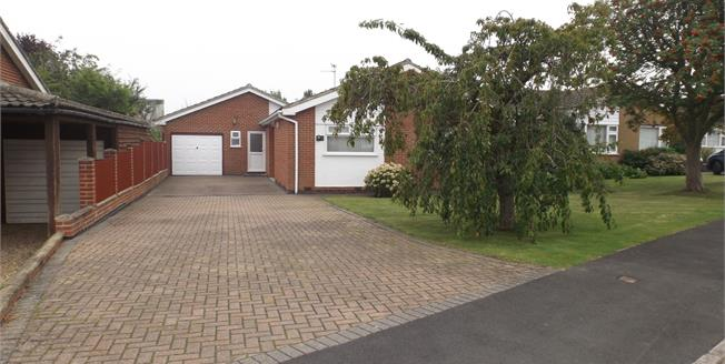 Offers in excess of £300,000, 3 Bedroom Detached Bungalow For Sale in Cropwell Bishop, NG12