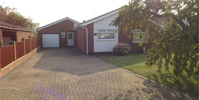 Asking Price £300,000, 3 Bedroom Detached Bungalow For Sale in Cropwell Bishop, NG12