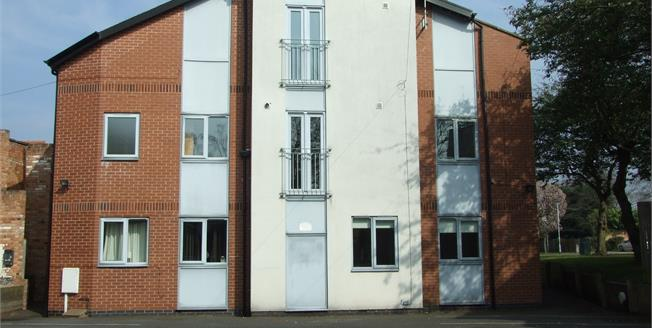 Asking Price £100,000, 2 Bedroom Flat For Sale in Radcliffe-on-Trent, NG12