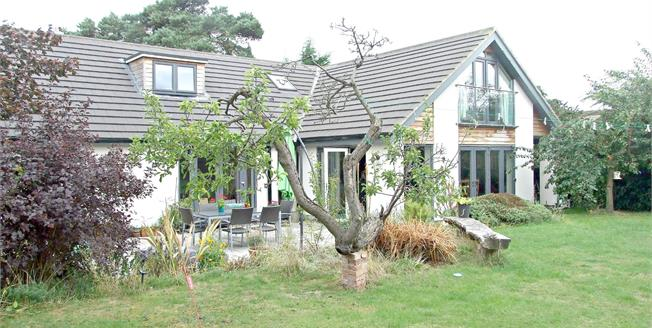 Asking Price £595,000, 4 Bedroom Detached Bungalow For Sale in Radcliffe-on-Trent, NG12