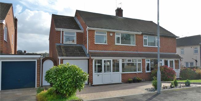 Asking Price £250,000, 4 Bedroom Semi Detached House For Sale in Radcliffe-on-Trent, NG12