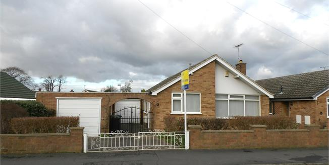 Asking Price £259,950, 3 Bedroom Detached Bungalow For Sale in Radcliffe-on-Trent, NG12
