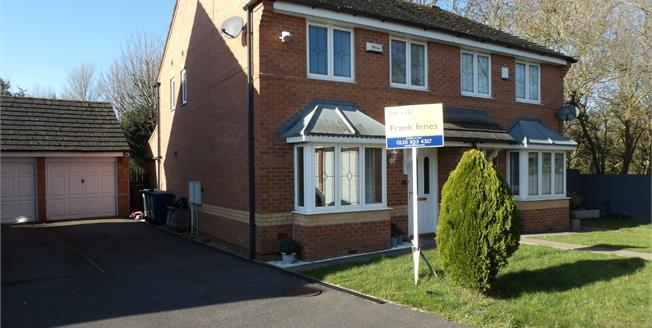 Asking Price £279,950, 3 Bedroom Semi Detached House For Sale in Radcliffe-on-Trent, NG12