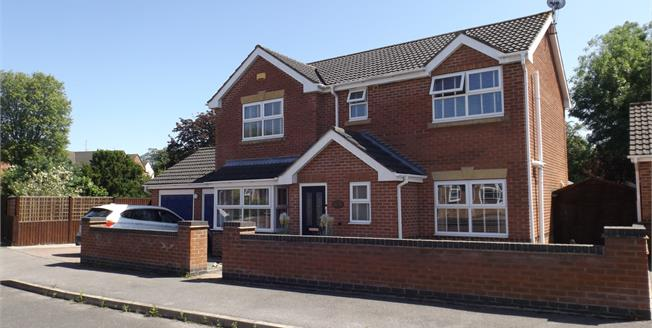 Asking Price £435,000, 4 Bedroom Detached House For Sale in Radcliffe-on-Trent, NG12