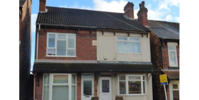 Offers Over £69,000, 2 Bedroom Semi Detached House For Sale in Kirkby-in-Ashfield, NG17