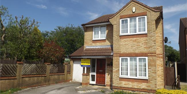 Offers in the region of £140,000, 3 Bedroom Detached House For Sale in Kirkby-in-Ashfield, NG17