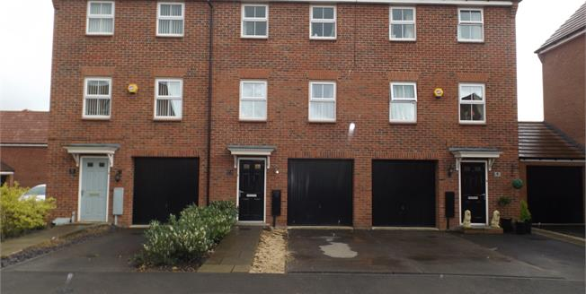 Offers in the region of £135,000, 3 Bedroom Terraced House For Sale in Kirkby-in-Ashfield, NG17
