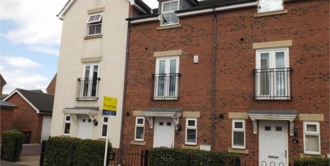 Offers in the region of £170,000, 3 Bedroom Terraced House For Sale in Kirkby-in-Ashfield, NG17