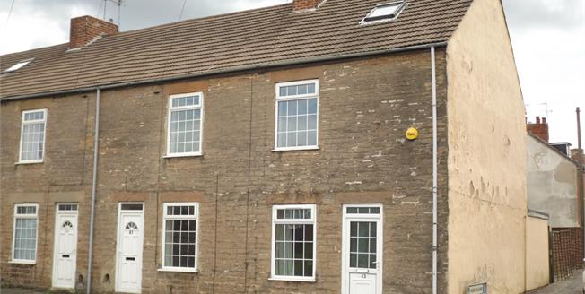 Offers in the region of £80,000, 3 Bedroom End of Terrace House For Sale in Sutton-in-Ashfield, NG17