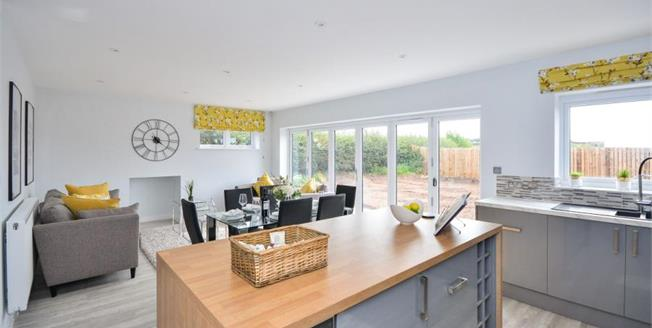 £375,000, 4 Bedroom Detached House For Sale in Barnhill Gardens, NG17