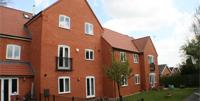 Asking Price £185,000, 2 Bedroom Flat For Sale in Edwalton, NG12