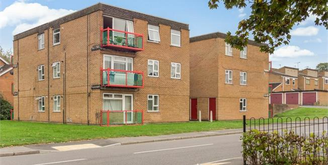 Offers Over £90,000, 2 Bedroom Upper Floor Flat For Sale in Keyworth, NG12
