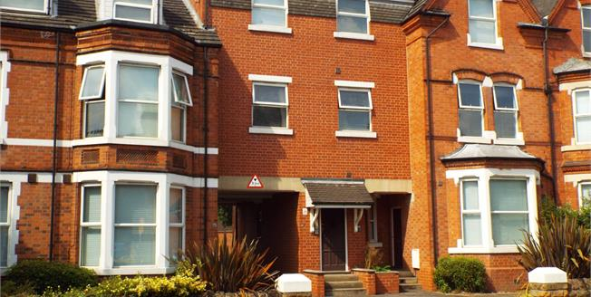 Guide Price £105,000, 1 Bedroom Flat For Sale in West Bridgford, NG2