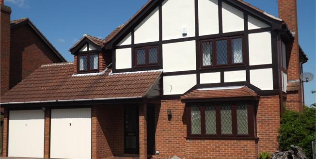 Guide Price £439,950, 4 Bedroom Detached For Sale in Nottingham, NG2