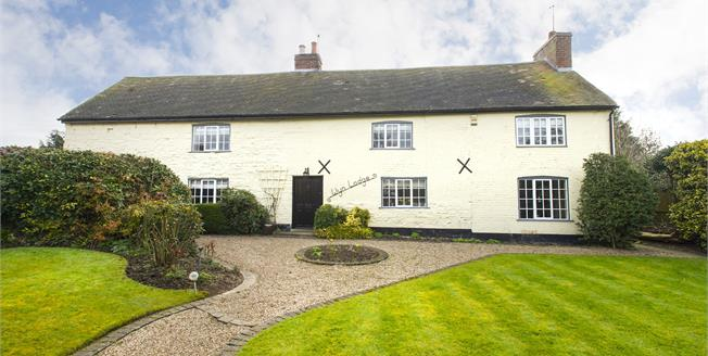 Guide Price £650,000, 6 Bedroom Detached Cottage For Sale in Wysall, NG12