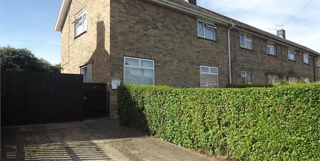 Guide Price £160,000, 3 Bedroom End of Terrace For Sale in Keyworth, NG12