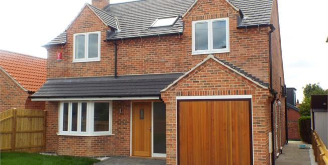 Guide Price £375,000, 3 Bedroom Detached House For Sale in Tollerton, NG12