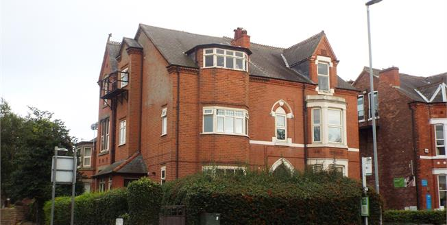 Guide Price £150,000, 2 Bedroom Flat For Sale in West Bridgford, NG2