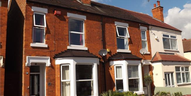 Offers Over £350,000, 3 Bedroom End of Terrace For Sale in West Bridgford, NG2