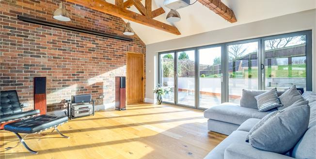 Offers Over £625,000, 4 Bedroom Detached House For Sale in Tollerton, NG12
