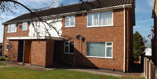 Guide Price £150,000, 2 Bedroom Maisonette For Sale in West Bridgford, NG2