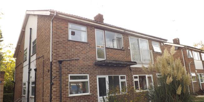 Guide Price £115,000, 2 Bedroom Maisonette For Sale in West Bridgford, NG2