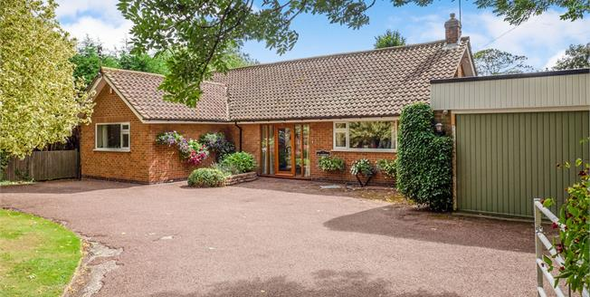 Guide Price £500,000, 3 Bedroom Detached Bungalow For Sale in Holme Pierrepont, NG12