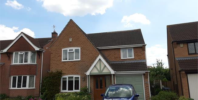 Guide Price £365,000, 4 Bedroom Detached House For Sale in West Bridgford, NG2