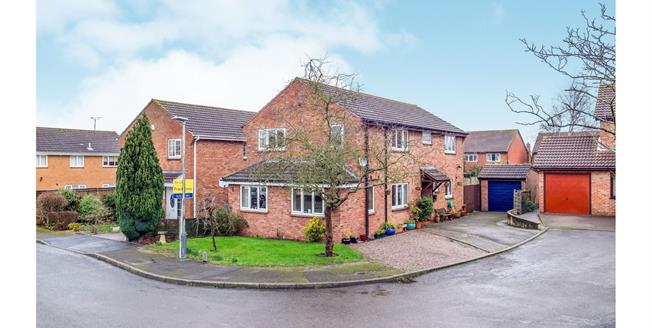 Asking Price £350,000, 4 Bedroom Detached House For Sale in Kinoulton, NG12