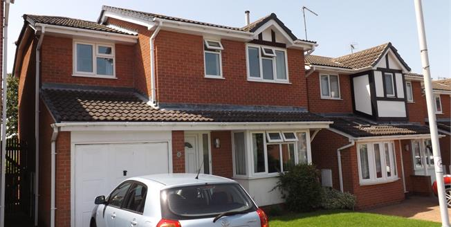 Asking Price £350,000, 4 Bedroom Detached House For Sale in West Bridgford, NG2