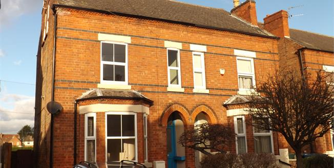 Guide Price £315,000, 4 Bedroom Semi Detached House For Sale in West Bridgford, NG2