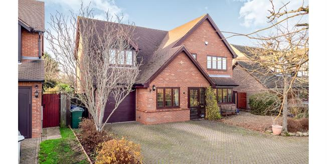 Asking Price £560,000, 4 Bedroom Detached House For Sale in Gamston, NG2