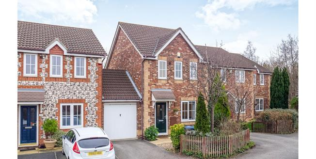 Asking Price £275,000, 3 Bedroom Link Detached House For Sale in Gamston, NG2