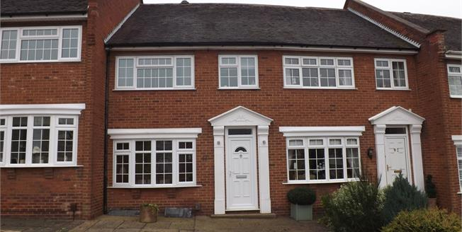 Guide Price £180,000, 3 Bedroom Terraced House For Sale in Keyworth, NG12