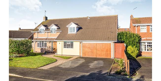 Asking Price £675,000, 5 Bedroom Detached House For Sale in Edwalton, NG12